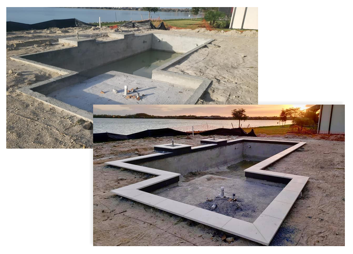 We offer quality and convenient pool construction in SWFL