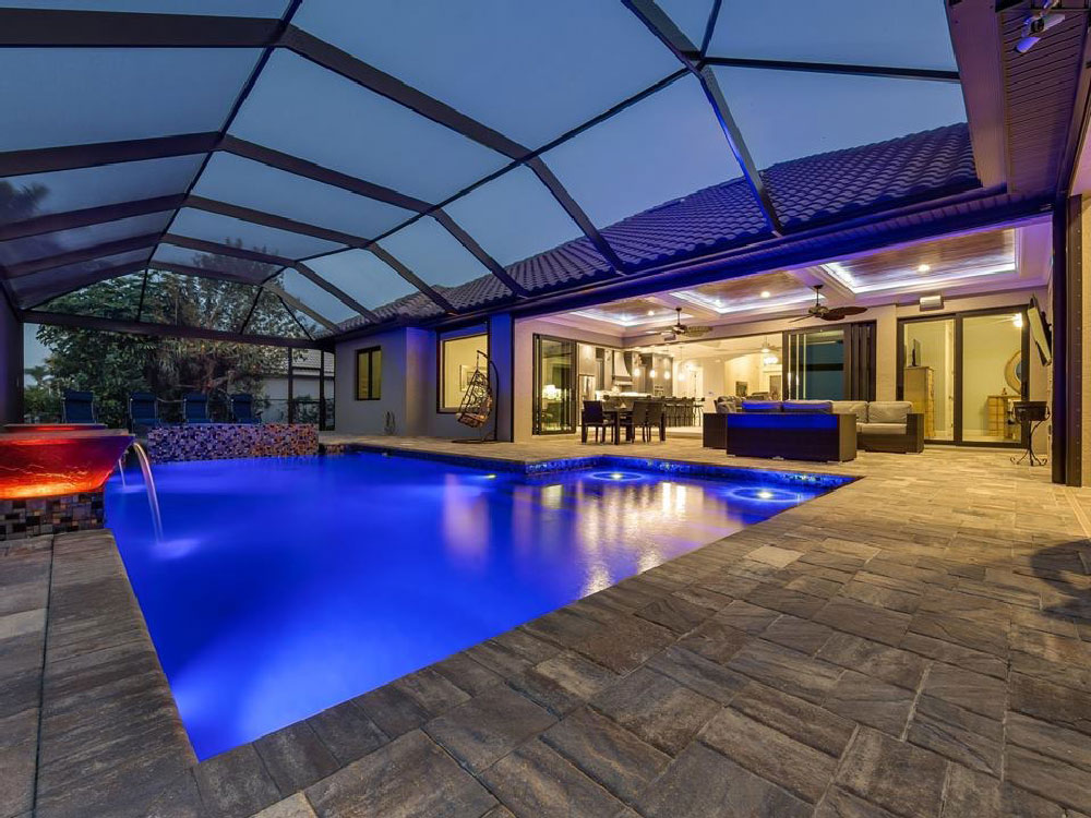 Our customers love our frequent, dependable pool cleaning services