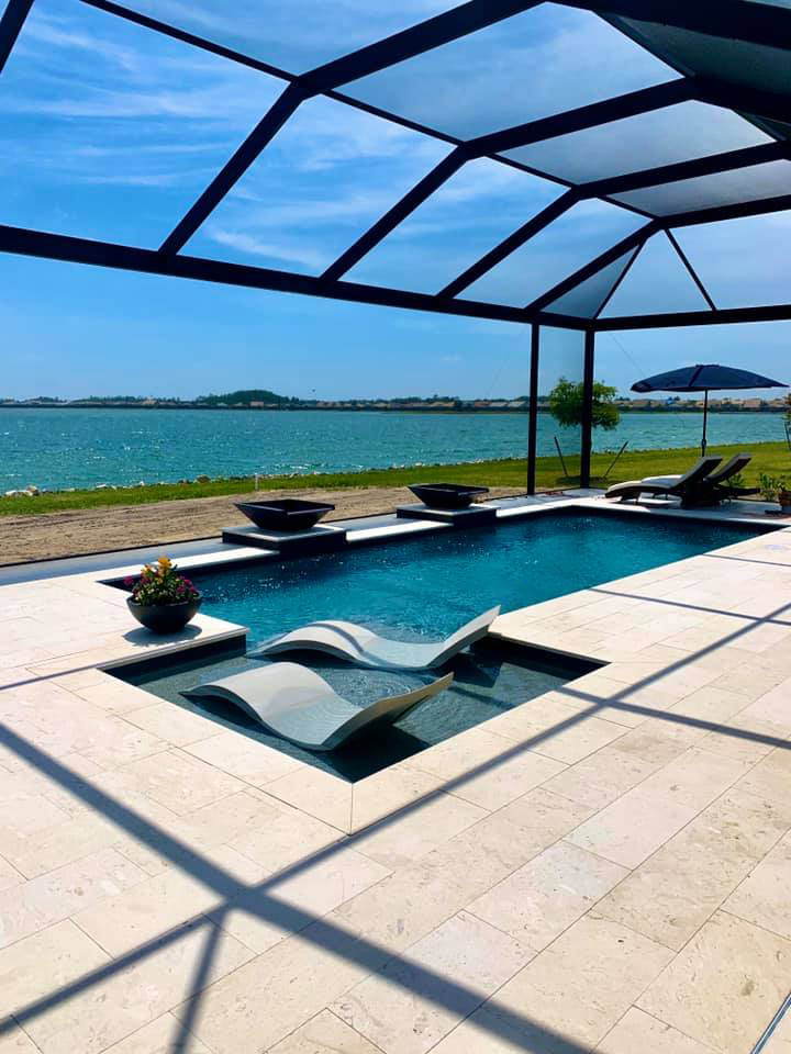 Let us build you a beautiful pool for your SWFL home